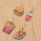 1 Pair Creative Acrylic Food Ear Studs Earrings Hamburger Coke  Women Ear Hook $1.85  on eBay