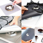 Внешний вид - 4Pcs Range Gas Stove Cover Top Kitchen Burner Protector Liner Reusable Cleaning