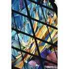 Wall Decal entitled Stained glass windows