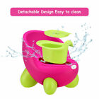 Toddlers Potty Training Toilet Chair Splash Guard Detachable Seat Boys Girls