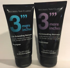 3 More Inches Life Extending Haircare Shampoo & Conditioner Or Treatment Travel