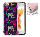 For iPhone X 6 6s 7 8 Phone Case Cover Dog Hindu Elephant #7998