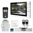 """HOMSECUR 9"""" Video Door Phone Intercom System+IR Night Vision for Home Security"""