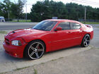 2007+Dodge+Charger+SRT8+Hemi+Salvage+Rebuildable+Repairable