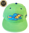 Orlando Thunder Snapback Hat WLAF Cap World League of American Football