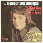 VIDAL Christian 45T THE SONG NOSTALGIC - WALK IN MES SHOES VOGUE 2001