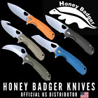 Kyпить Honey Badger Folding Flipper Liner Lock EDC Pocket Knife Ball Bearing Action на еВаy.соm