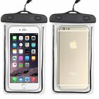 Smart Phone Underwater Waterproof Case Dry Bag Pouch Cover iPhone 6 7 8 Plus X