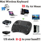 iPazzPort i8 2.4GHz Air Mouse Mini Wireless Keyboard For Android Tv Box Mini PC