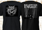 New Killswitch Engage Tour Concert 2018 Heavy Metal Black T-Shirt S-4XL image