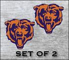 Chicago Bears Sticker Decal Vinyl SET OF 2 Cornhole Truck Car $18.5 USD on eBay