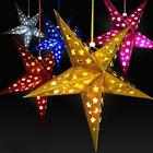 Christmas Decor Five Cuspidate Star New Year Decoration Celebration Xmas Tree Home