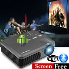 Ceiling Projection HD Smart Home Theate Projector Android System WIFI Blue tooth