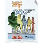 Wall Decal entitled Dr. No - Vintage Movie Poster $42.99 USD on eBay