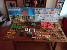 Vintage Playmboil Farm Model 3122 With Original Box and Instructions
