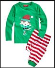Family Pajamas Elfing Around Pajama Set, Big Candy Cane Stripe
