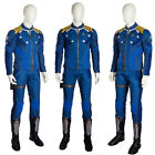 Star Trek Beyond Captain James T Kirk Cosplay Costume Halloween Commander Kirk on eBay