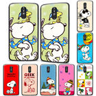 Cartoon Snoopy Woodstock Bird Pattern Phone Case Cover For LG Motorola and ZTE
