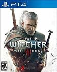 Witcher 3: Wild Hunt (Sony PlayStation 4, 2015)