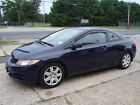 2009+Honda+Civic+58k+Miles%21+Coupe+Salvage+Rebuildable+Repairable