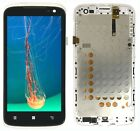 For Lenovo S820 LCD Display Touch Screen Digitize Assembly With Frame
