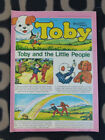 VINTAGE TOBY THE DOG CHILDRENS COMIC MAGAZINE. MARCH 18th, 1978