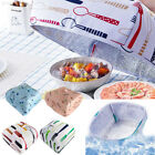 0E48 Storage Aluminum Foil Food Cover Foldable Heat Preservation Kitchen Tool