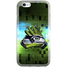 For Apple iPod Touch 5th/6th 5/6 Gen. Cover Case Seattle seahawks hands 3