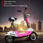 Mini Electric Scooter Battery Vehicle Foldable Scooter Comfortable Cushion EC
