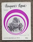 GLEN CAMPBELL - BONAPARTE'S RETREAT - VINTAGE AUSTRALIAN SHEET MUSIC