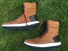 Under Armour UAS RLT Fat Tire Boots Brown Leather Mens sz 95 12 1297589 792 9