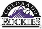 Colorado Rockies Color Die Cut Decal Car Sticker Cornhole Sizes Free Shipping on Ebay