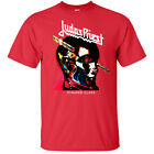 Judas Priest - Stained class red T-shirt Halford heavy metal all sizes S-5XL