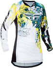 Fly Racing 2017 Kinetic Women's Jersey #