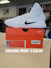 2018 Nike Hyperdunk X Tb Basketball - White/black - Ar0467-100
