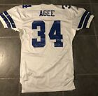 Dallas Cowboy Tommy Agee Vintage Apex Game Issued Jersey sz 48 long