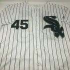 Michael Jordan Chicago White Sox Replica Stitched Jersey Mens Sizes S XL