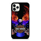 HARLEY DAVIDSON EAGLE #2 iPhone 5/5S 6/6S 7 8 Plus X/XS Max XR Case Cover $15.9 USD on eBay