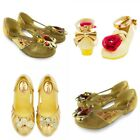 Disney Store Belle Shoes Costume Dress Up Beauty & Beast Liv