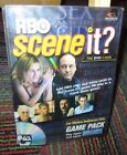 SCENE IT? HBO EDITION - GAME PACK DVD GAME, SCENES FROM HBO SHOWS,CARDS,DICE DVD