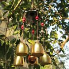 Large Wind Chimes Bells Copper Ornament Windbell Yard Garden Home Hanging Charms