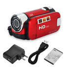Portable 4K Full HD WiFi Touch Screen 16X Zoom Infrared Video Camera Camcorder