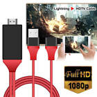 MHL Micro USB to HDMI 1080P HD TV Cable Adapter For Android iPhone Samsung US
