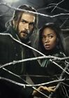 Sleepy Hollow tv show Headless, Midnight ride Horseman A5 A4 A3 Textless Posters
