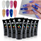 60ml PolyGel Nail Quick Manicure Nail Tips Extension Soak off US STOCK, used for sale  Walnut