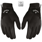 2019 CALLAWAY MEN'S THERMAL WINTER PLAYING GLOVES (s-xl)  RAIN & WIND RESISTANT