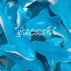 GUMMI SHARKS / BUTTERFLIES Animal Gummy Candy Party Favor Treat Bulk Foods