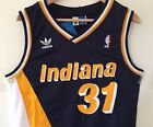 Reggie Miller Indiana Pacers Adidas Swingman Throwback Stitched Jersey on eBay