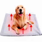 Self Heating Dog Cat Blanket Pet Bed Thermal  Super Soft Puppy Kitten Mats