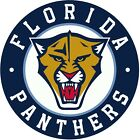 Florida Panthers Round NHL Color Die Cut Vinyl Decal Sticker - You Choose Size $13.49 USD on eBay